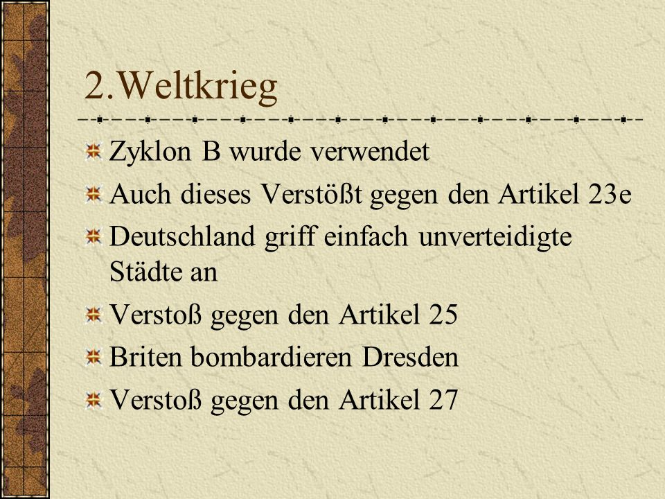 2.Weltkrieg Zyklon B wurde verwendet