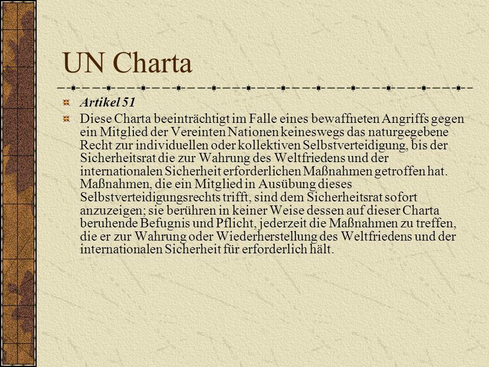 UN Charta Artikel 51.