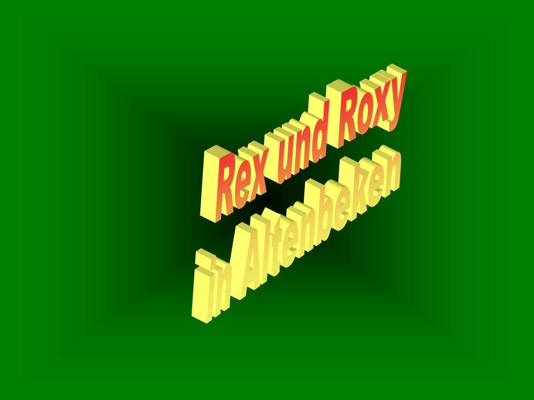 Rex und Roxy in Altenbeken