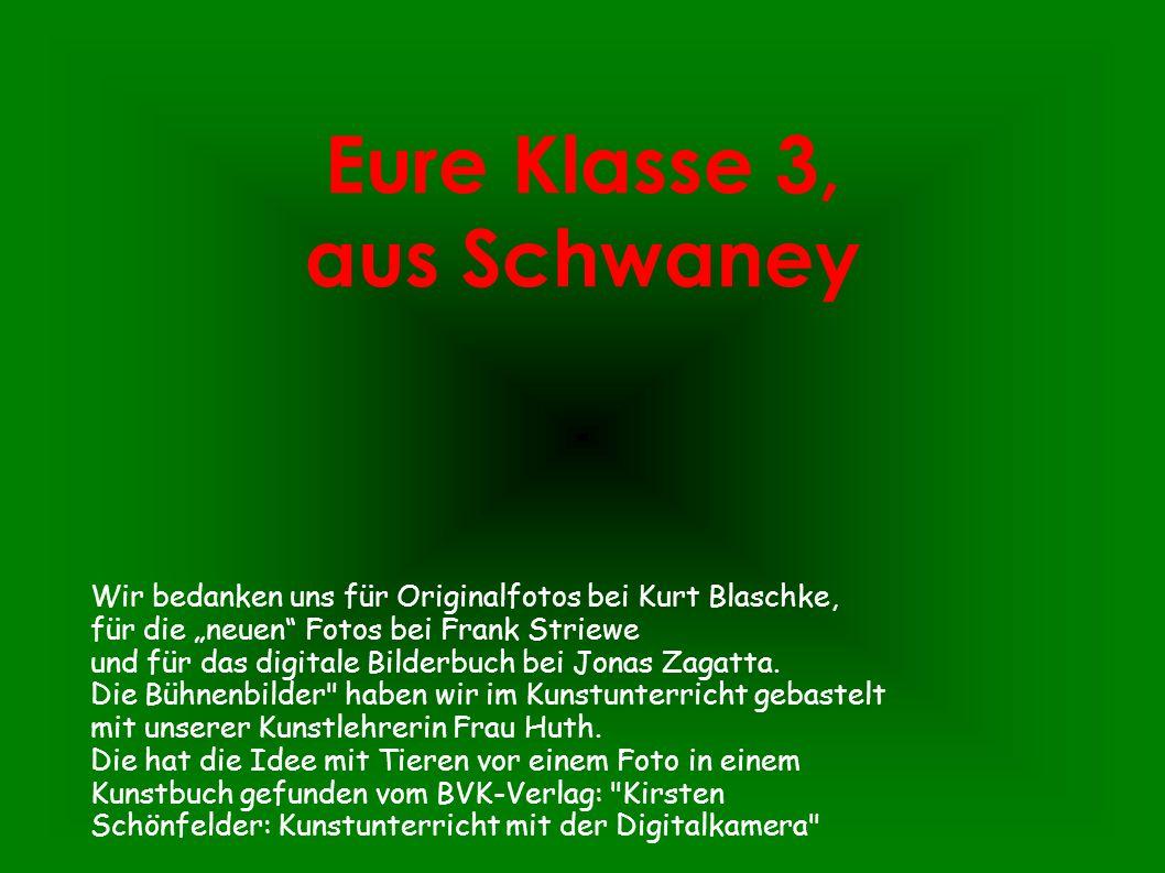 Eure Klasse 3, aus Schwaney