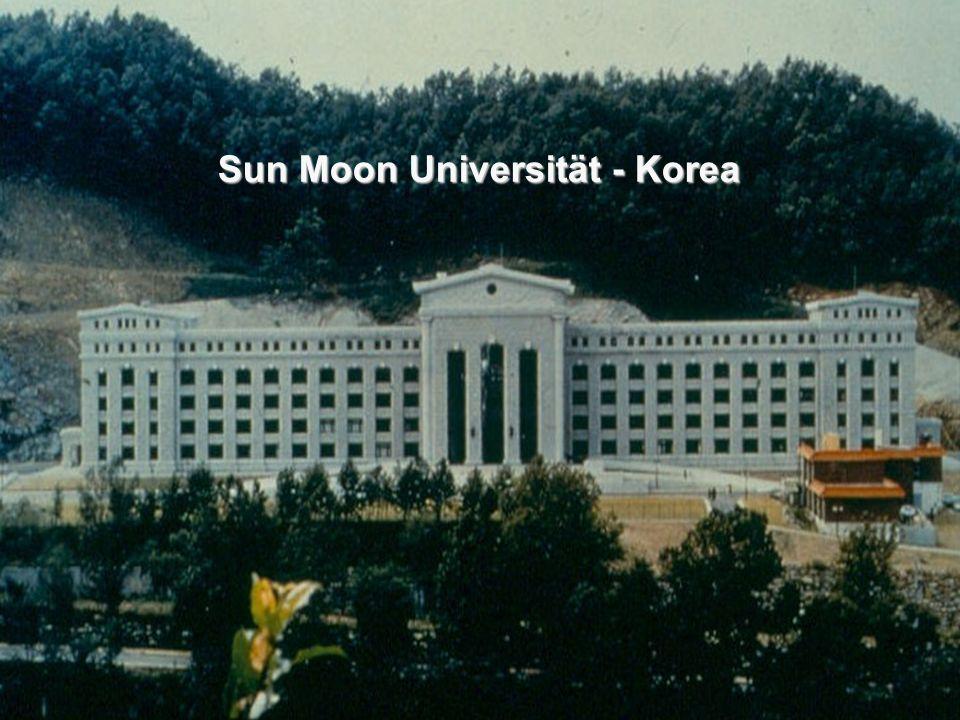 Sun Moon Universität - Korea