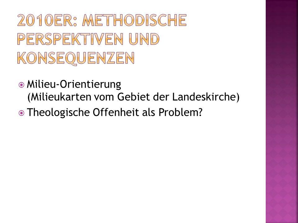 2010er: Methodische Perspektiven und Konsequenzen