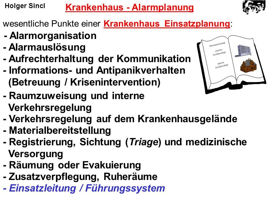- Aufrechterhaltung der Kommunikation