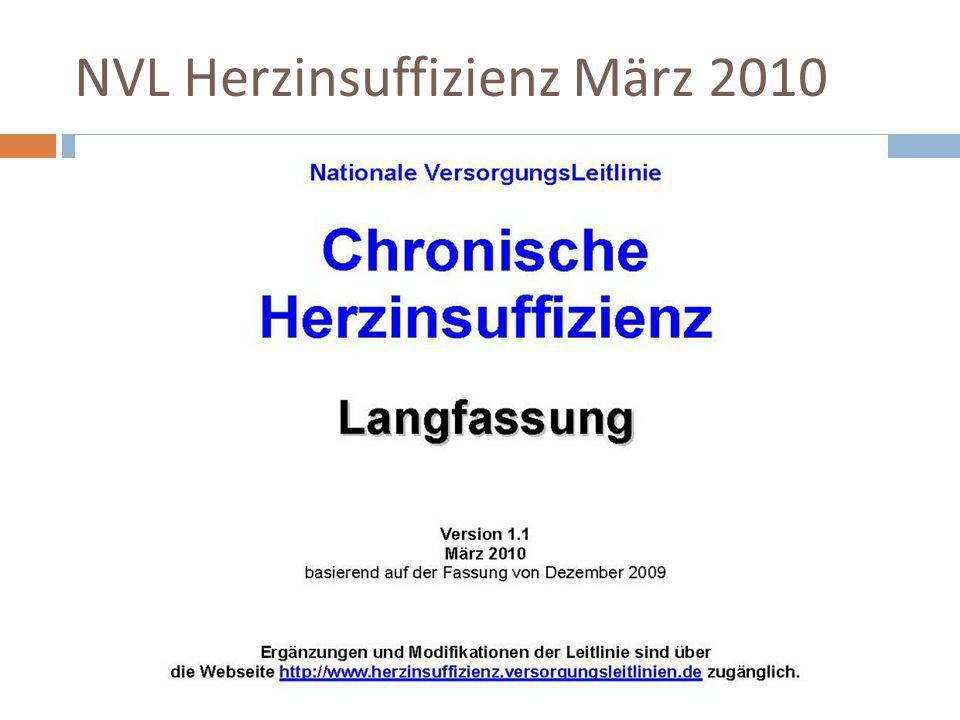 NVL Herzinsuffizienz März 2010