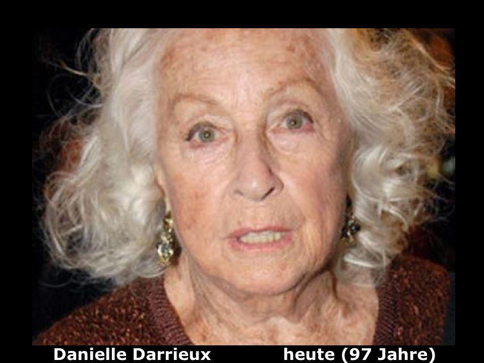 Danielle Darrieux heute (97 Jahre)