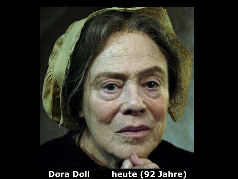 Dora Doll heute (92 Jahre)