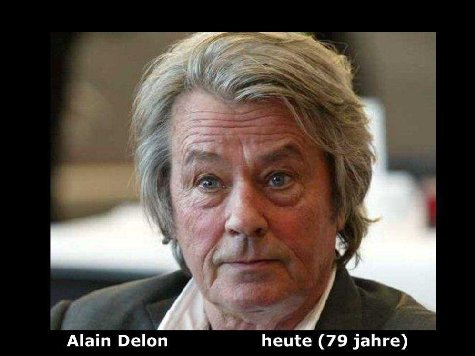 Alain Delon heute (79 jahre)