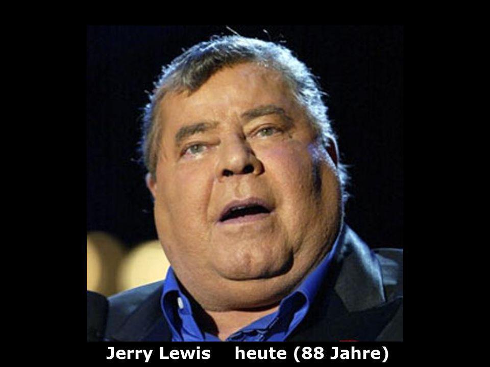 Jerry Lewis heute (88 Jahre)