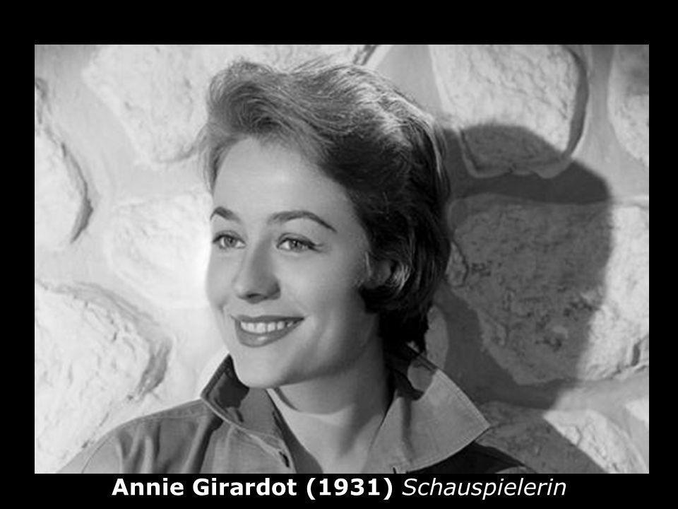 Annie Girardot (1931) Schauspielerin