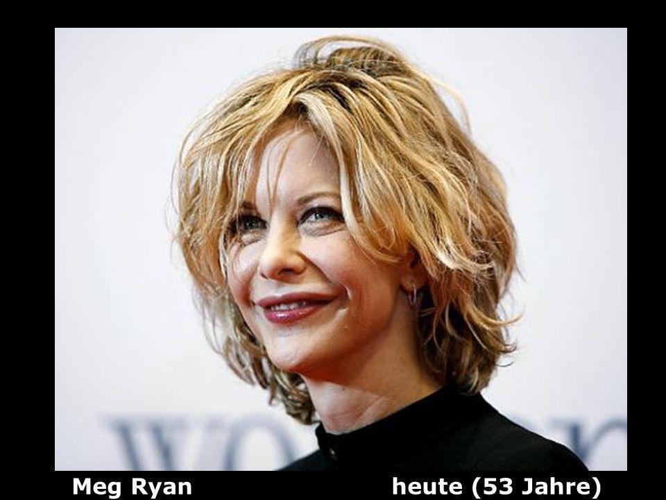 Meg Ryan heute (53 Jahre)