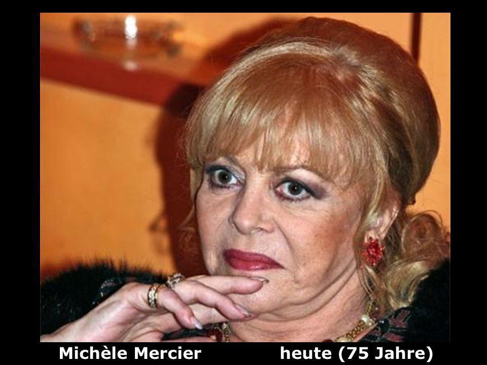 Michèle Mercier heute (75 Jahre)