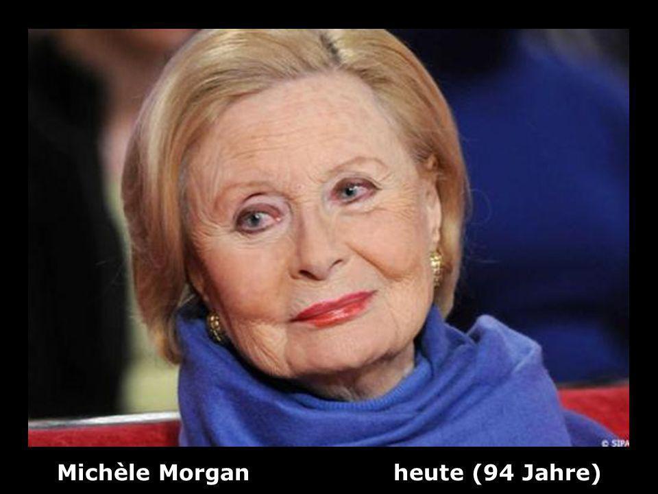 Michèle Morgan heute (94 Jahre)