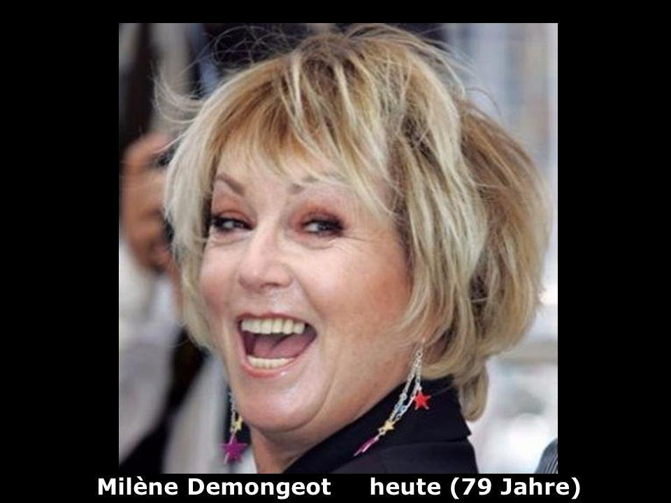Milène Demongeot heute (79 Jahre)