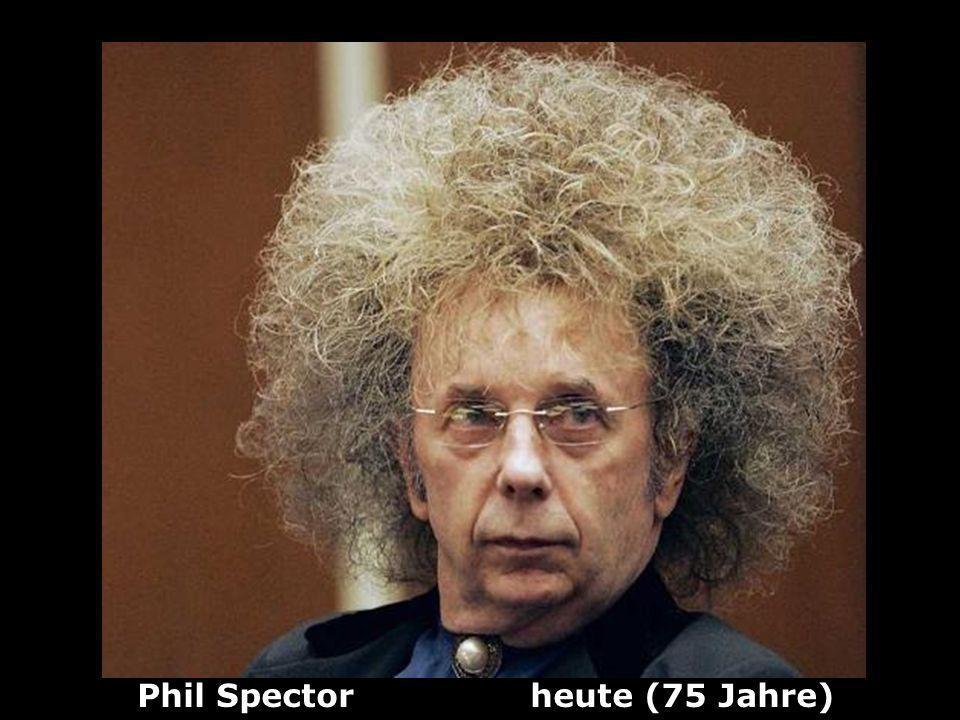Phil Spector heute (75 Jahre)