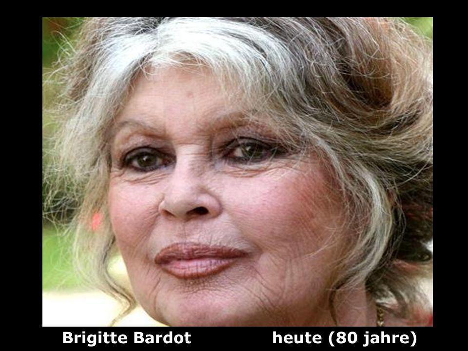 Brigitte Bardot heute (80 jahre)