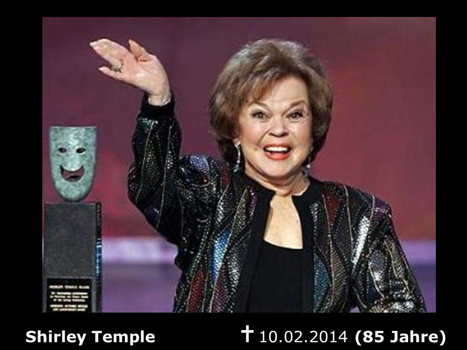 Shirley Temple n (85 Jahre)