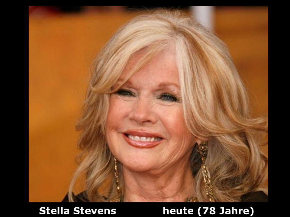 Stella Stevens heute (78 Jahre)