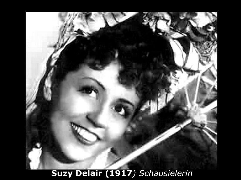 Suzy Delair (1917) Schausielerin