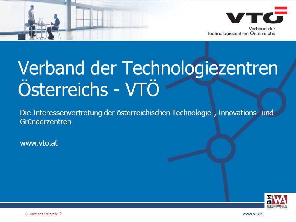 Verband der Technologiezentren Österreichs - VTÖ