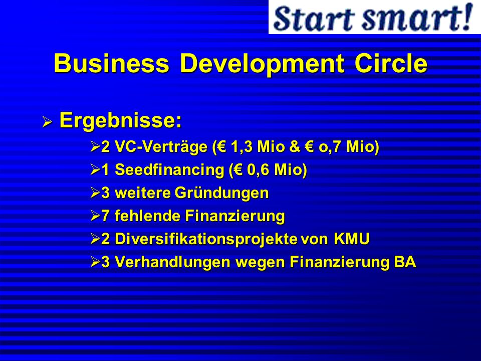 Business Development Circle