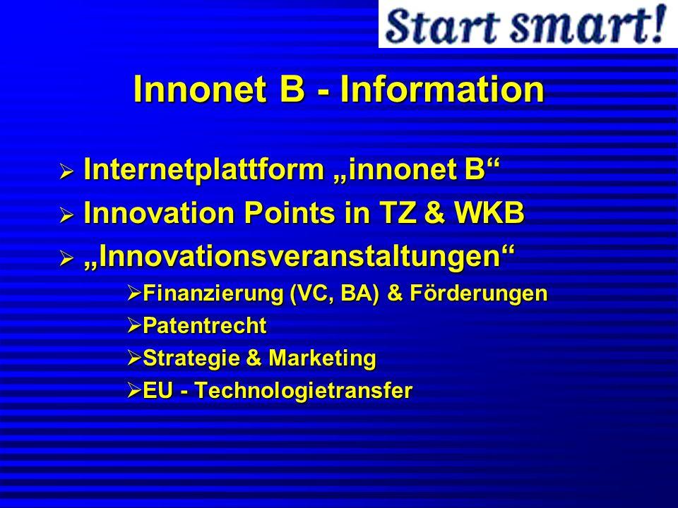 Innonet B - Information