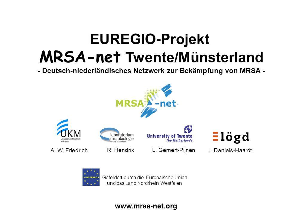 MRSA-net Twente/Münsterland