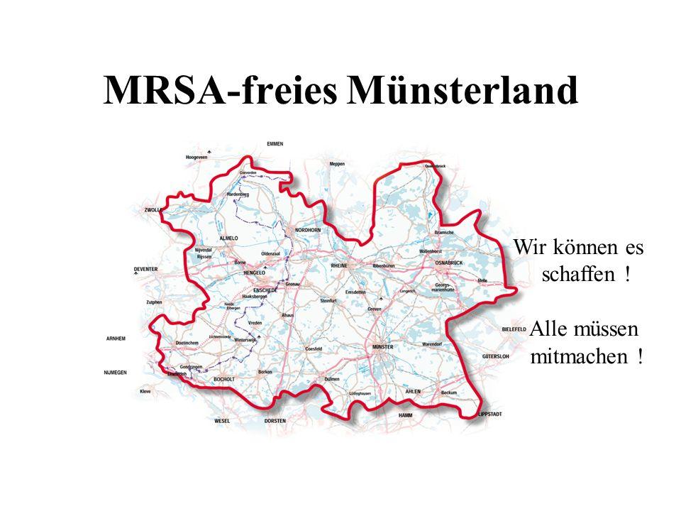 MRSA-freies Münsterland