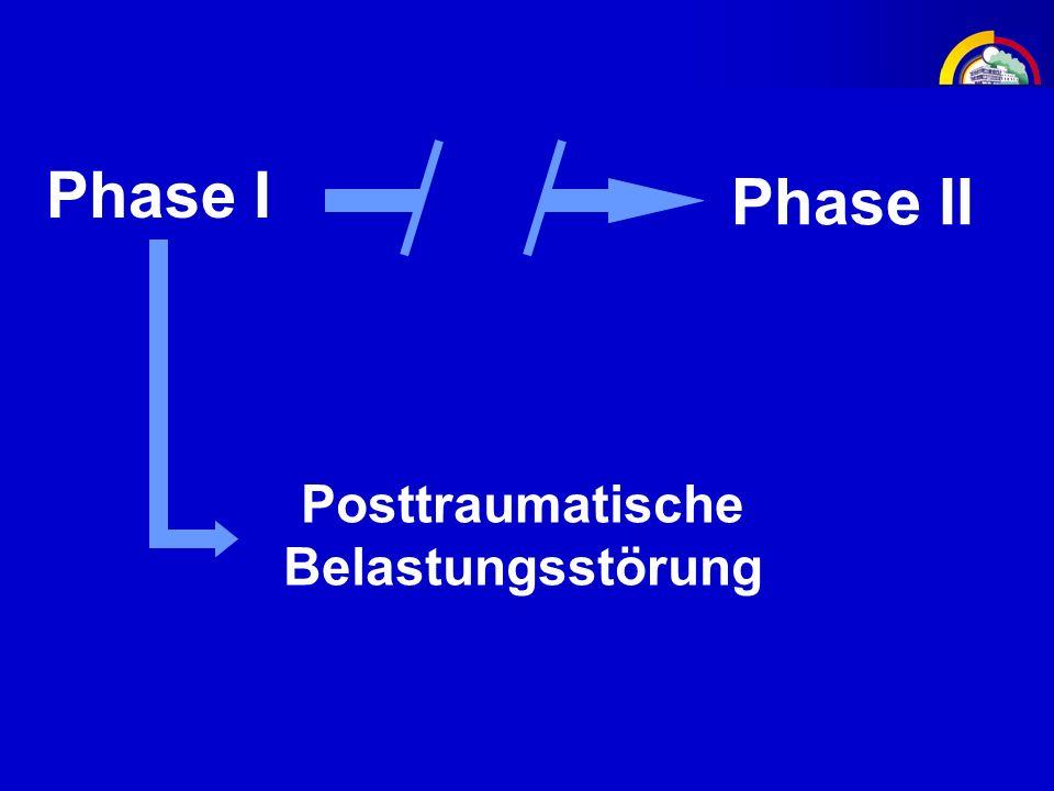 Phase I Phase II Posttraumatische Belastungsstörung