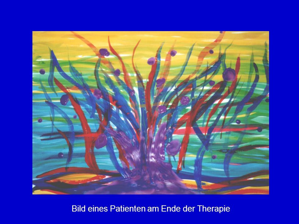 Bild eines Patienten am Ende der Therapie