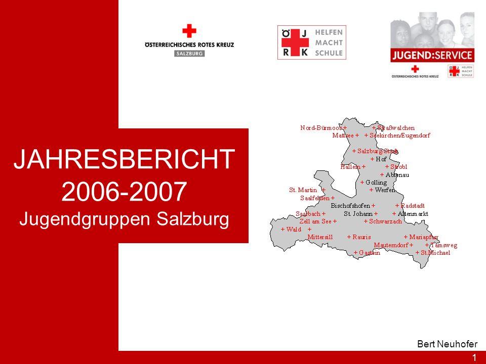 Jugendgruppen Salzburg