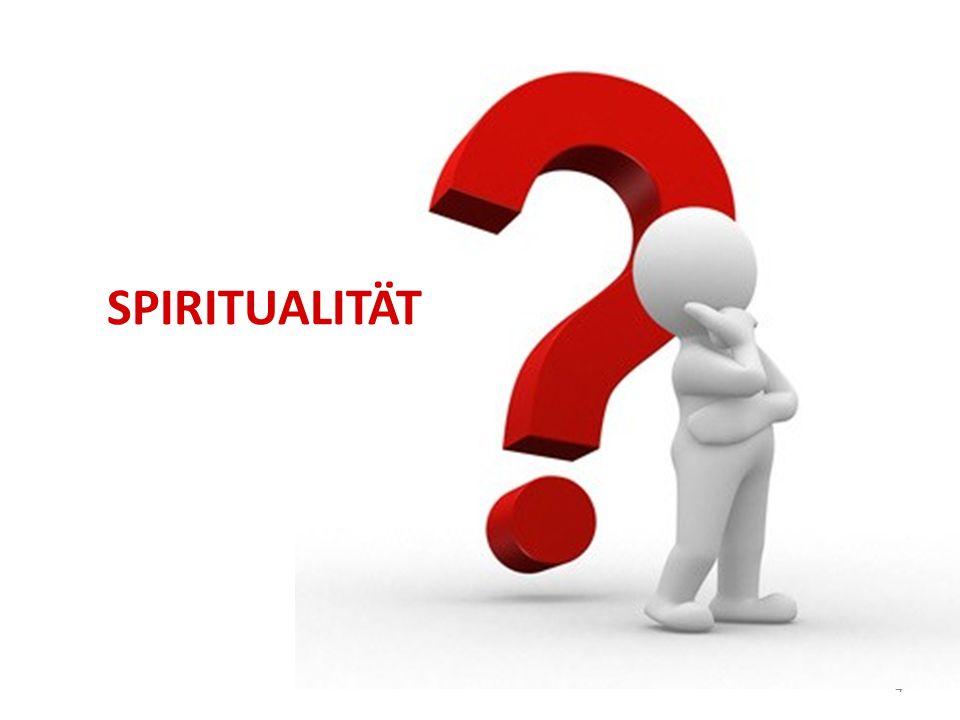 Probleme spiritueller Natur