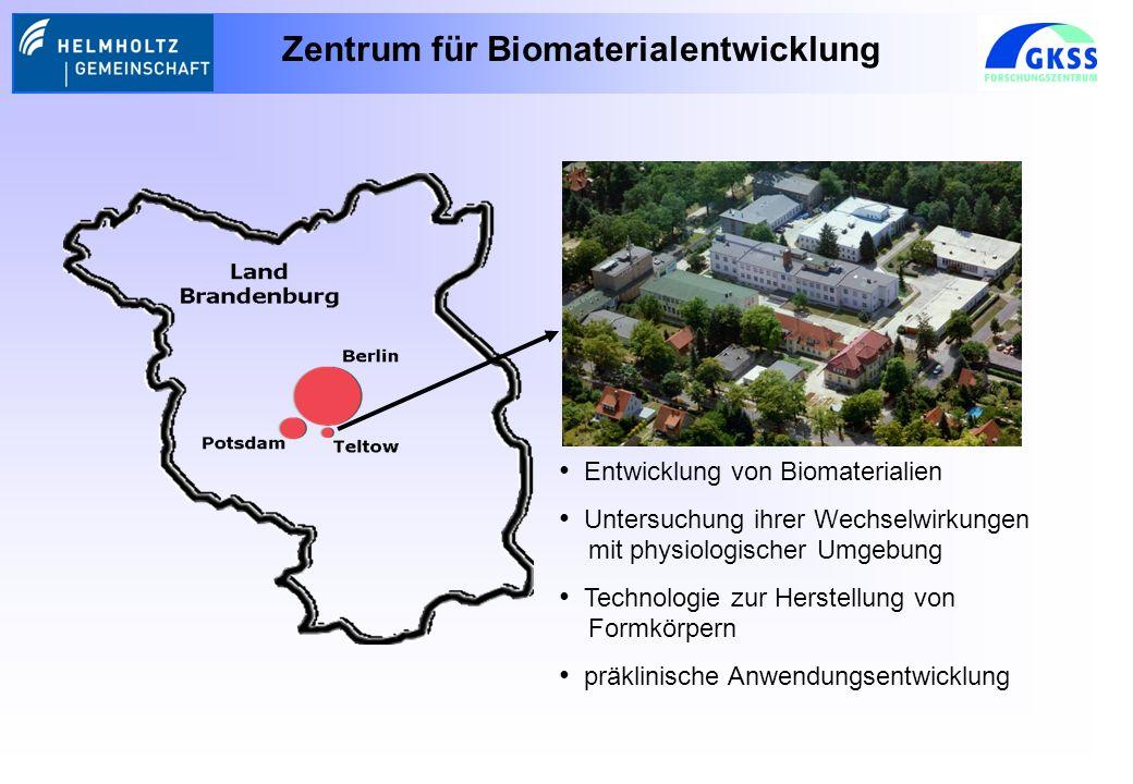 Zentrum für Biomaterialentwicklung