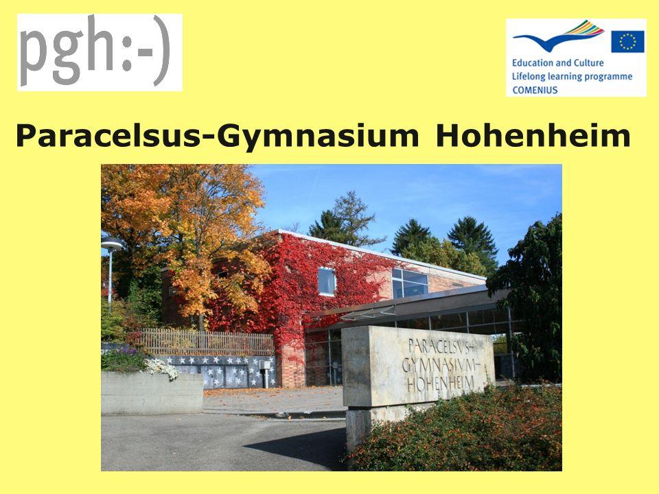 Paracelsus-Gymnasium Hohenheim