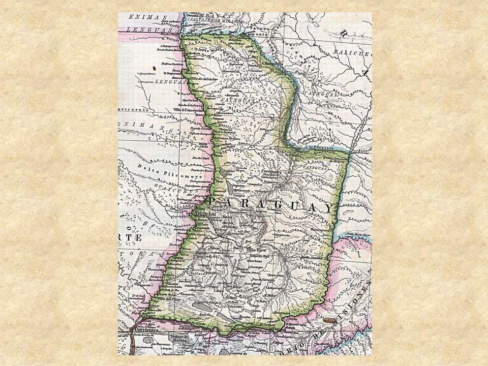 Paraguay vor 1865