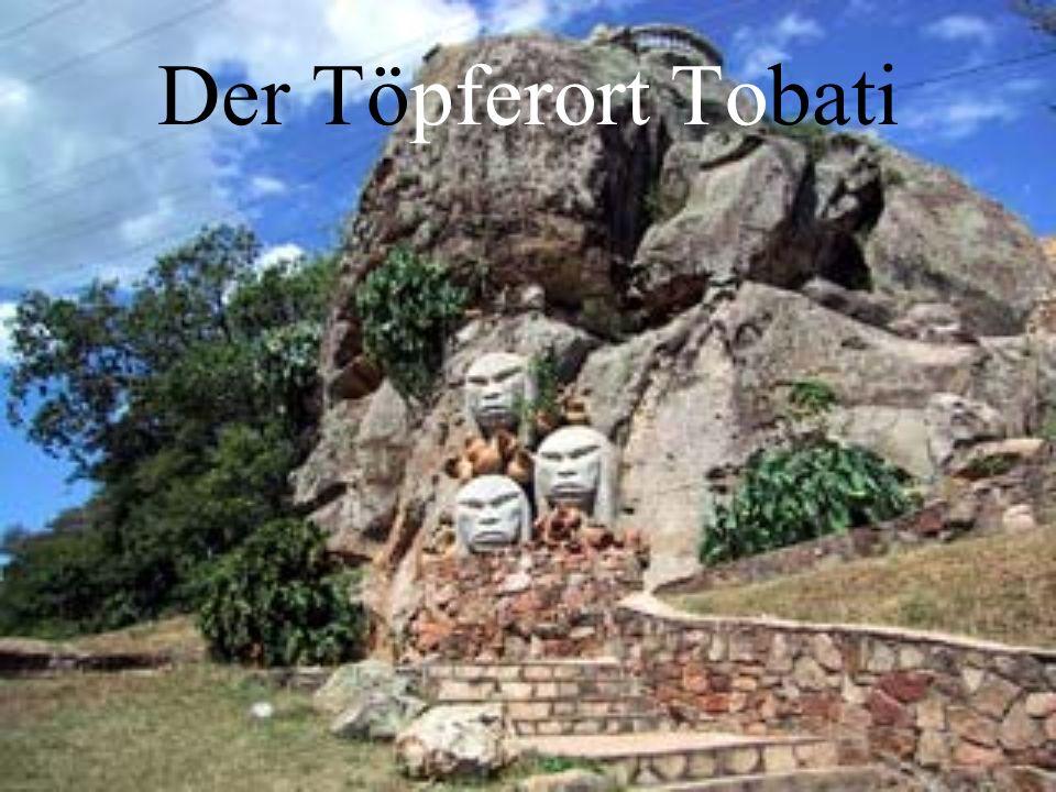 Der Töpferort Tobati