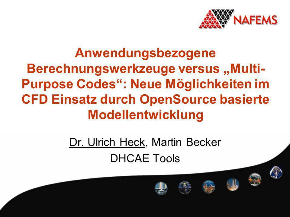 Dr. Ulrich Heck, Martin Becker