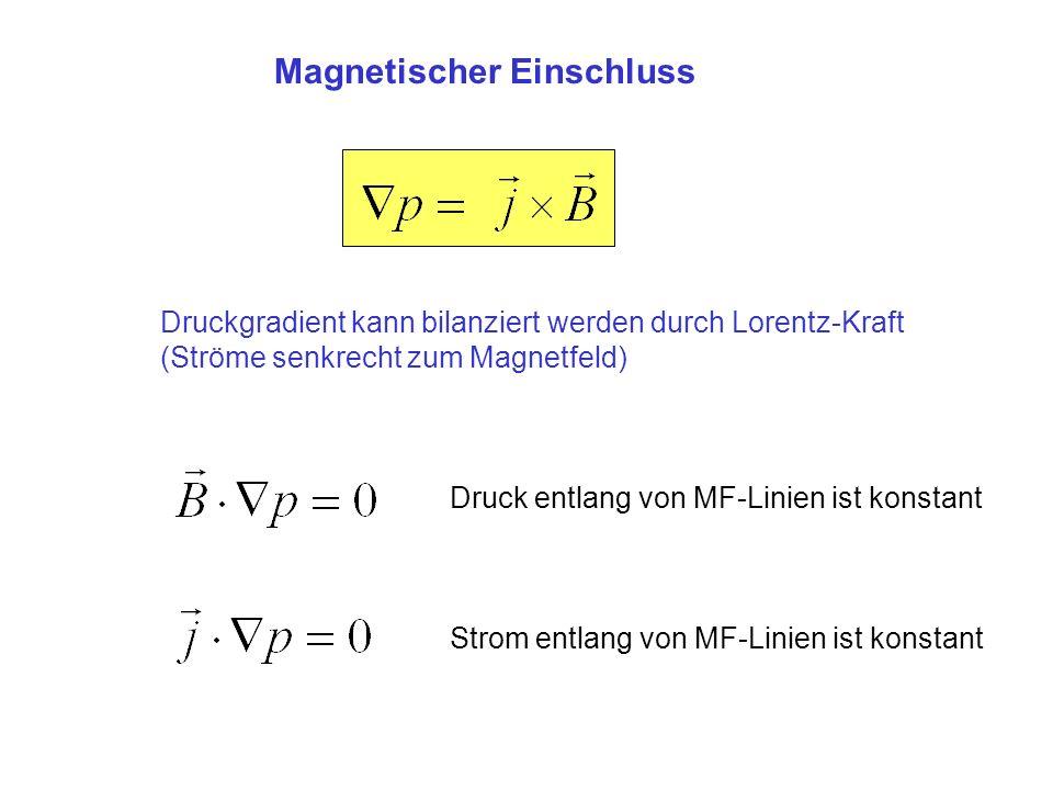 Magnetischer Einschluss