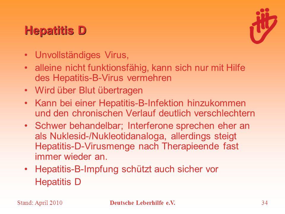 Deutsche Leberhilfe e.V.