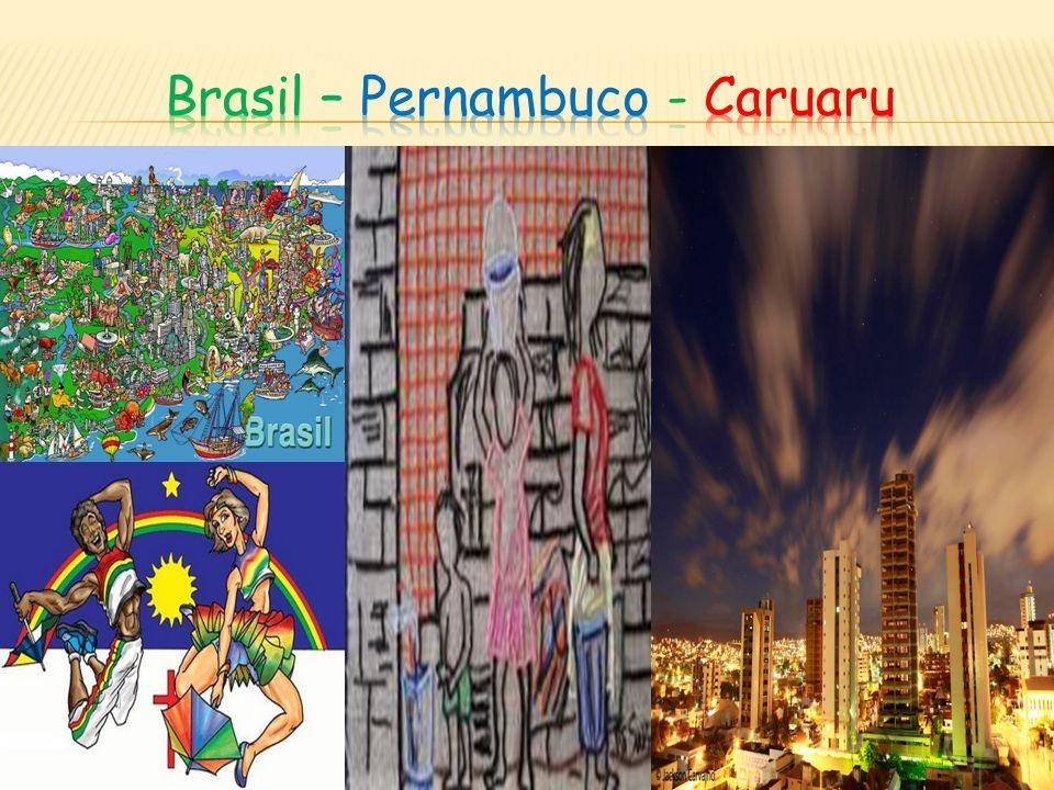 Brasil – Pernambuco - Caruaru
