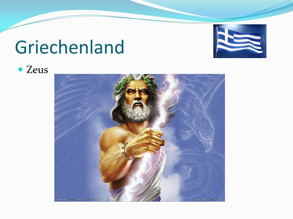 Griechenland Zeus