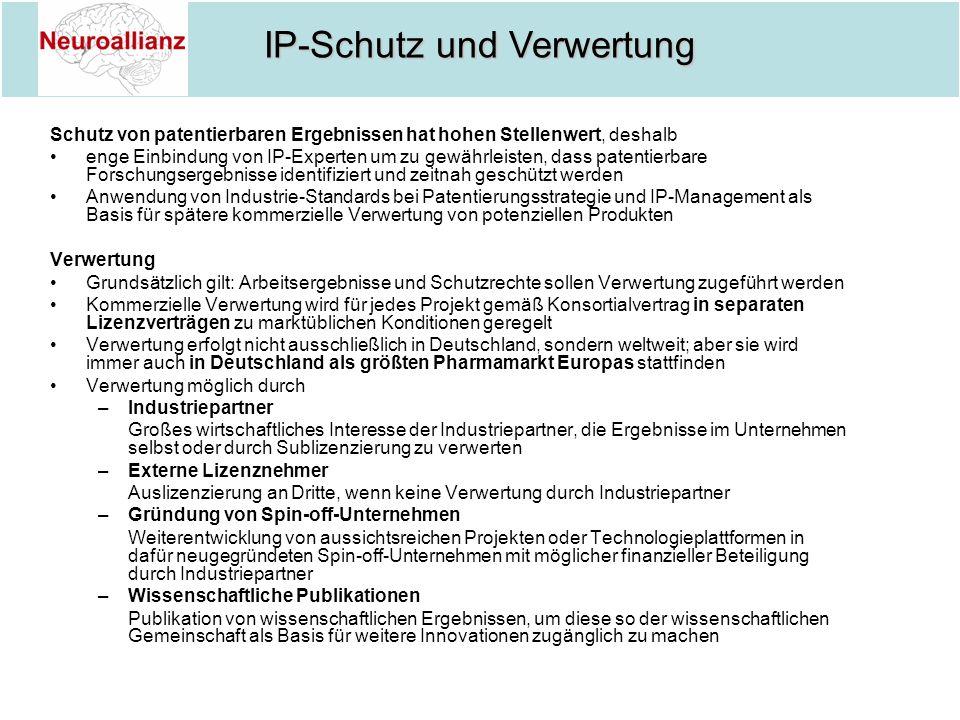 IP-Schutz und Verwertung