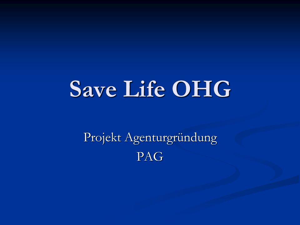 Projekt Agenturgründung PAG