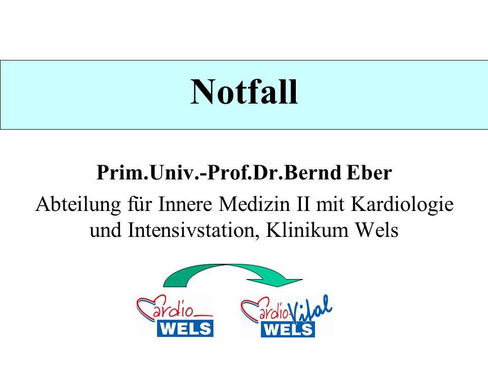Prim.Univ.-Prof.Dr.Bernd Eber