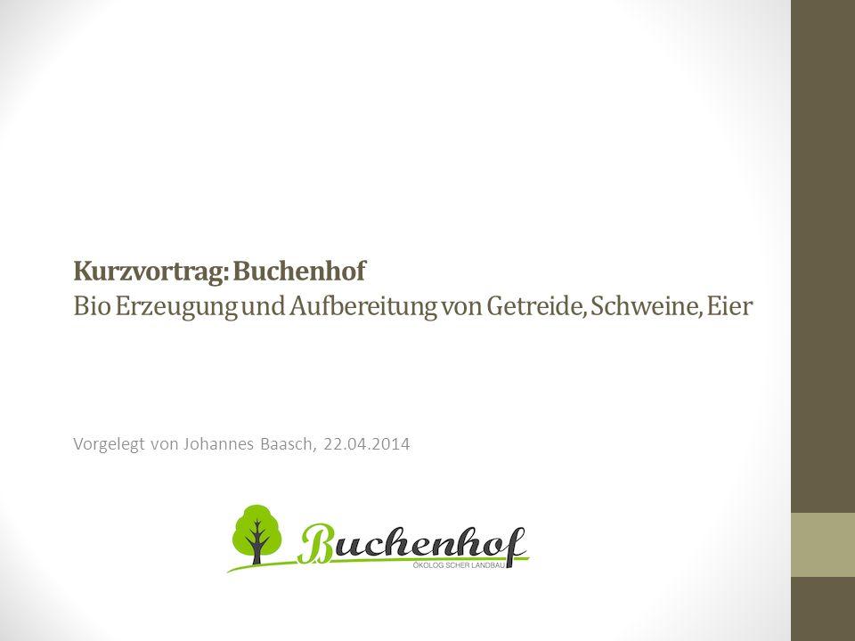 Vorgelegt von Johannes Baasch, 22.04.2014