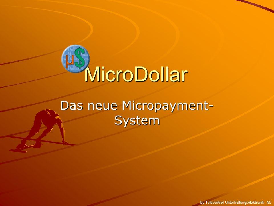Das neue Micropayment- System