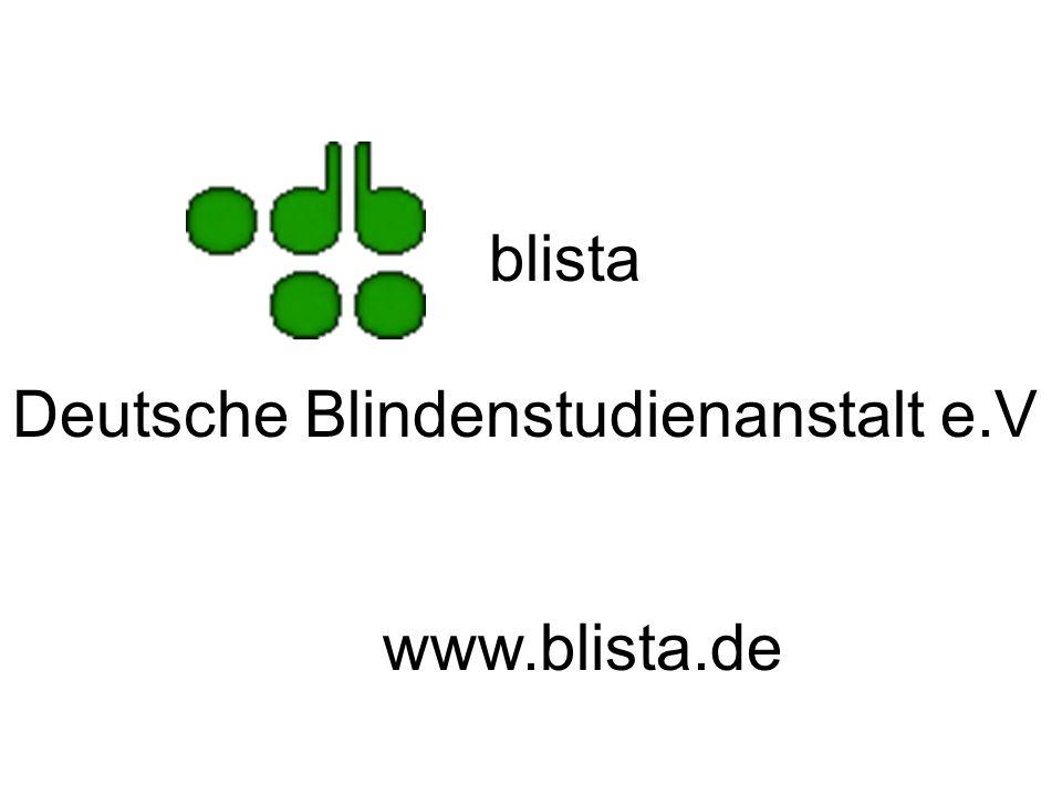 Deutsche Blindenstudienanstalt e.V