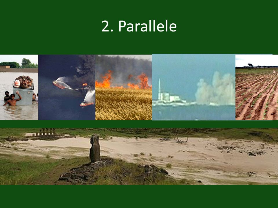 2. Parallele AKW aufnehmen