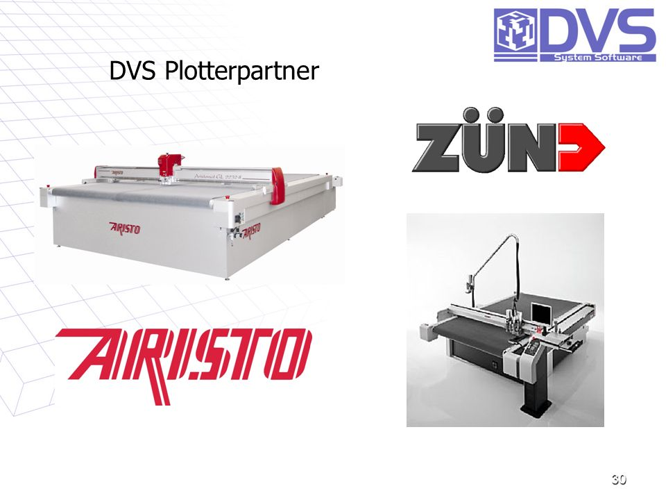 DVS Plotterpartner