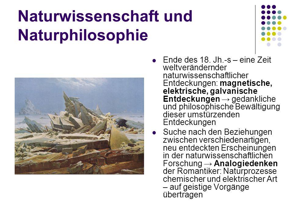 Naturwissenschaft und Naturphilosophie