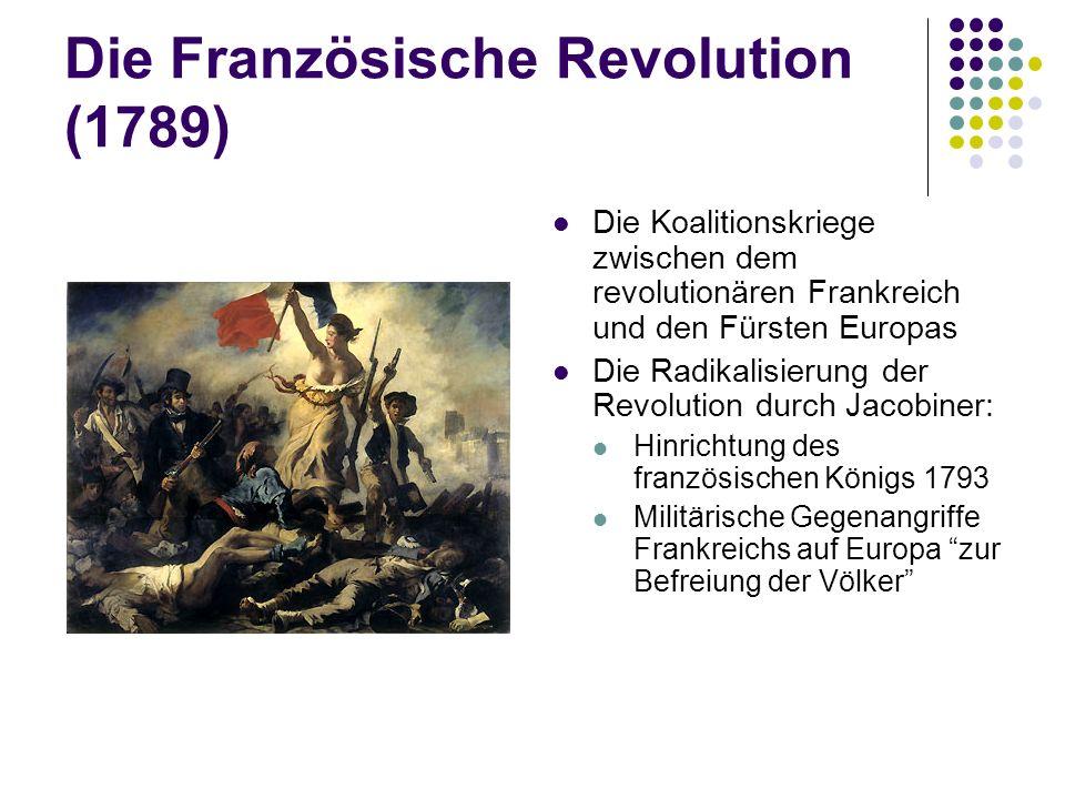 Die Französische Revolution (1789)